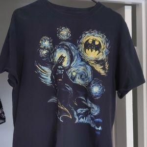 Batman Starry Night Tee